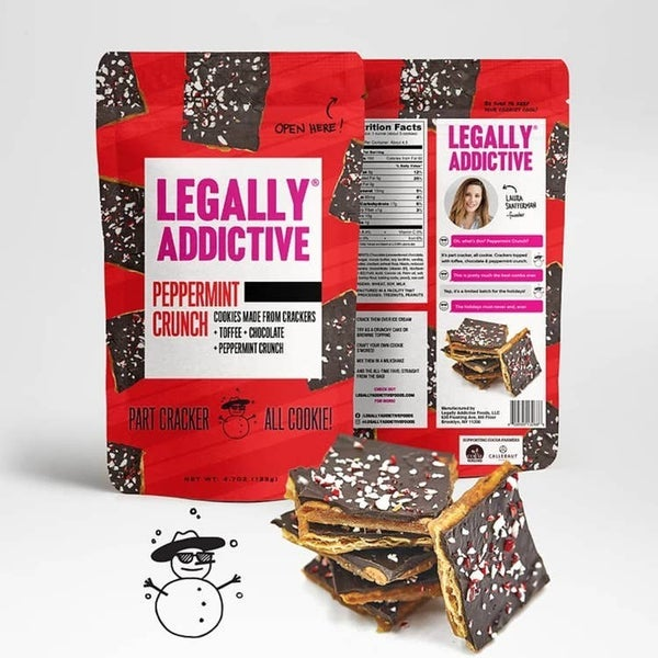 Legally Addictive Foods