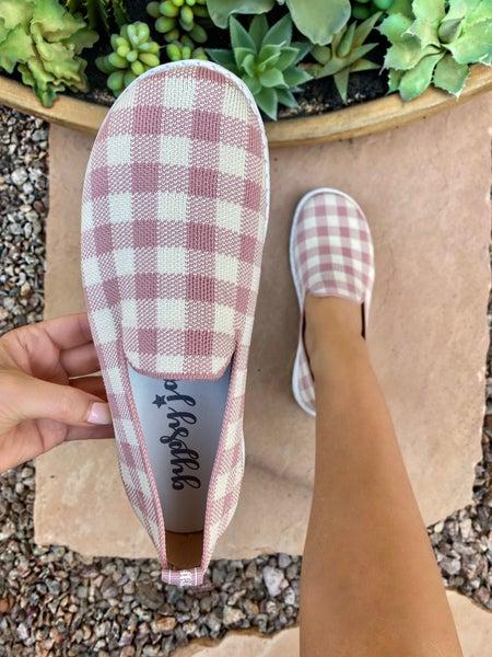 Gypsy Jazz Swift Sneaker in Blush