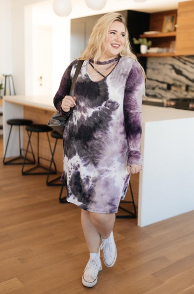 Vivian T-Shirt Dress