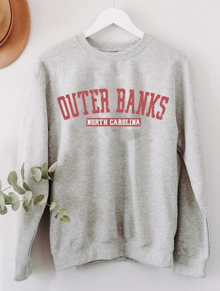 Outer Banks Graphic Pullover