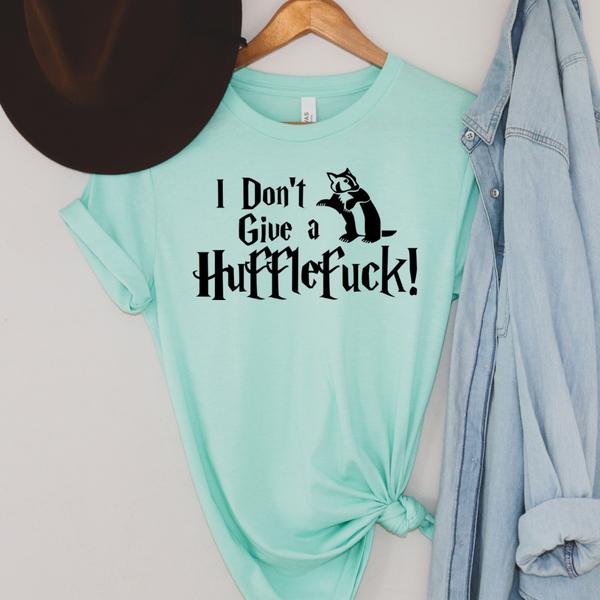 Hufflefuck - Harry Potter Graphic Tee