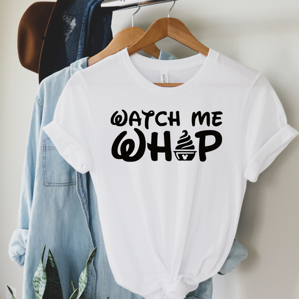 Watch Me (Dole) Whip Disney Graphic Tee