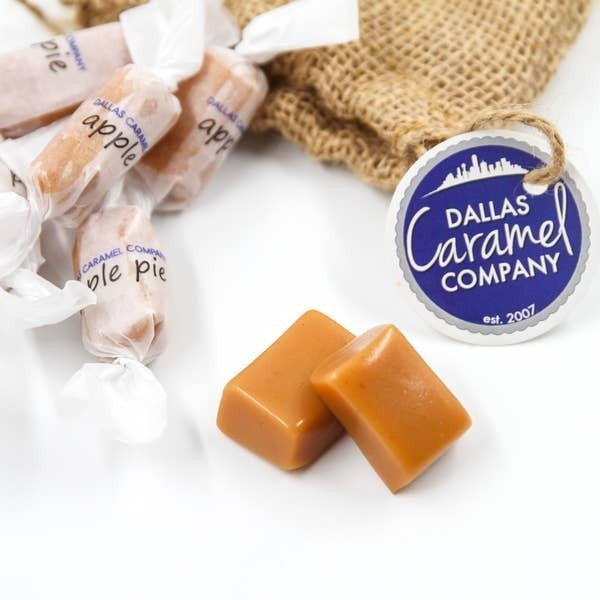 Dallas Caramel Company - Quarter Pound Bag - Assorted Flavors