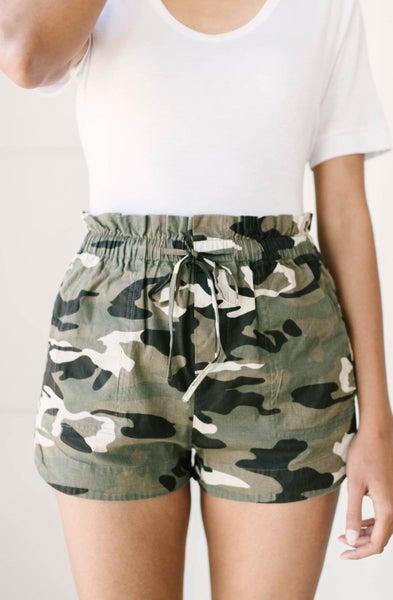 Blending In Shorts