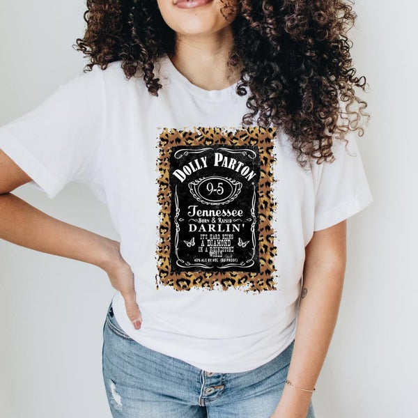 Dolly the Tennessee Darlin Graphic Tee