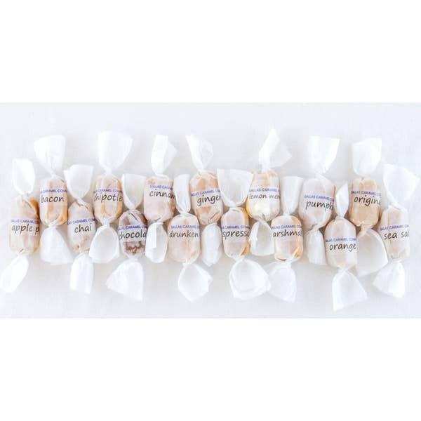 Dallas Caramel Company - Quarter Pound Bag - 3 Types