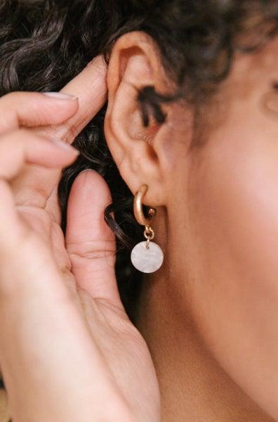 Abstract Art Earrings