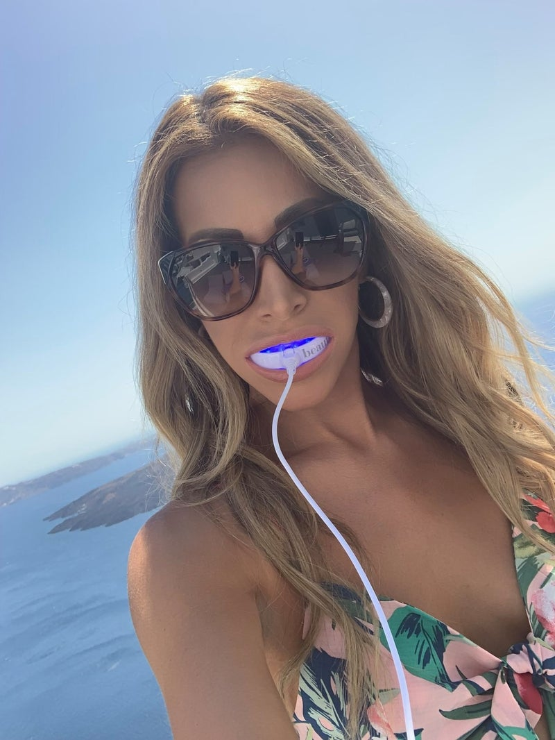 Beaut Blue Light Therapy Teeth Whitening System