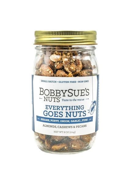 Bobby Sue's Nuts - 8 oz Jar
