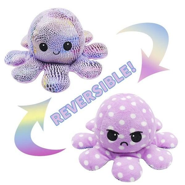 Reversible Mood Octopus *Pre-Order*