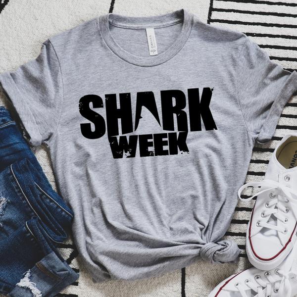 Shark Week Graphic Tee