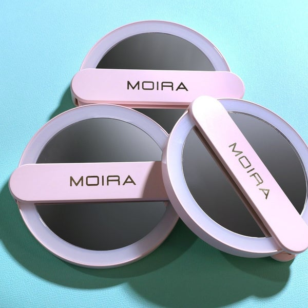 Moira LED Hand Compact Mirror