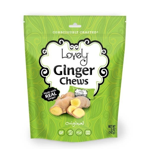 Lovely Candy  Ginger Chews