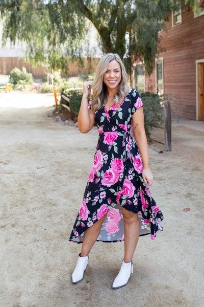 Dashing Diva Maxi Dress