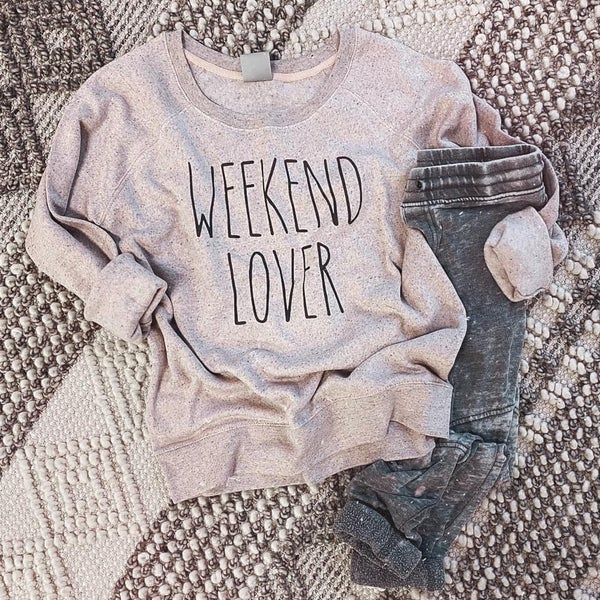Weekend Lover *Graphic Pre-Order*