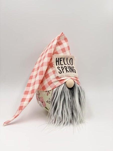 Spring/Easter Gnome *Pre-Order*