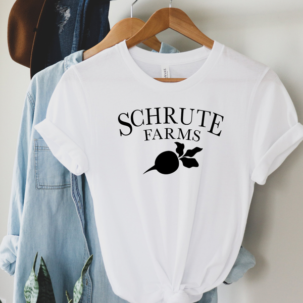 Schrute Farms Graphic Tee