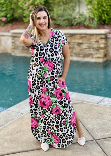 Once Upon a Dream Maxi Dress