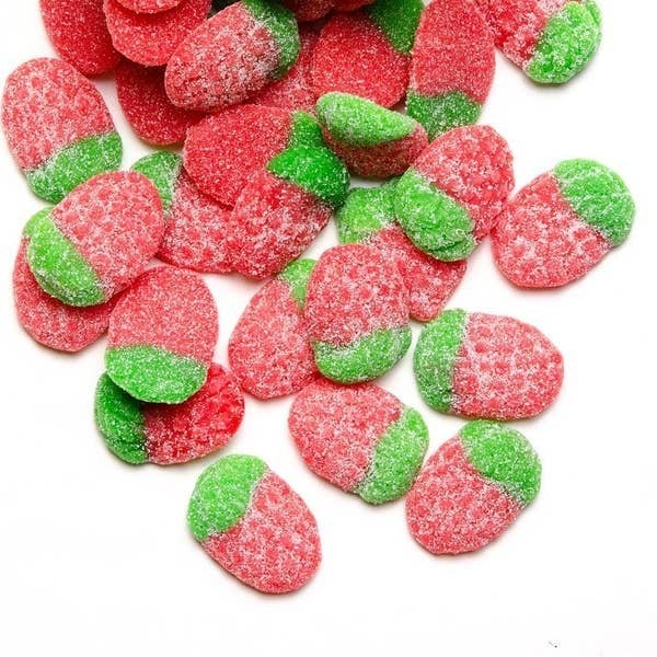 Candy Club - Gummy Fruits & Veggies