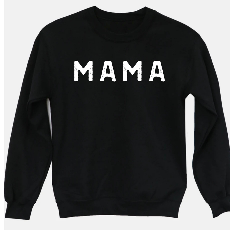 MAMA Classic Graphic Tee Pullover