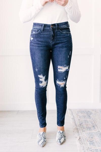 My Style Dark Wash Jeans