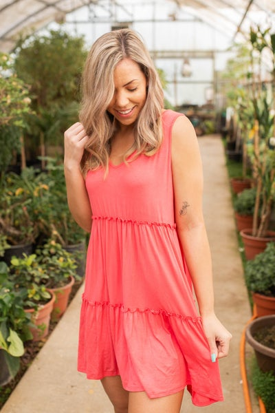 Tiered Decadence in Coral