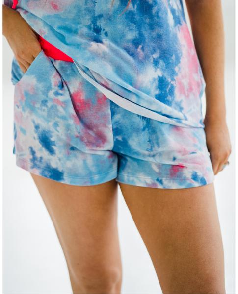 Caprica Dreams Knit Shorts