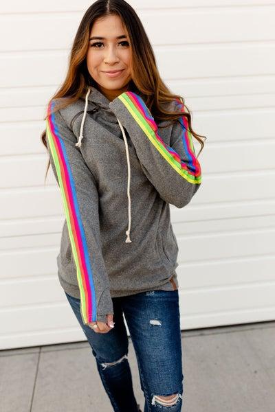 A&A DoubleHood Sweatshirt - Full of Life *Pre-Order*
