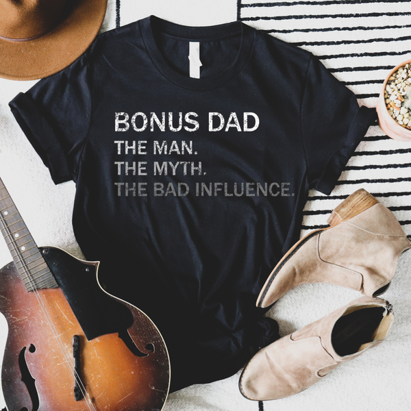 Bonus Dad Graphic Tee