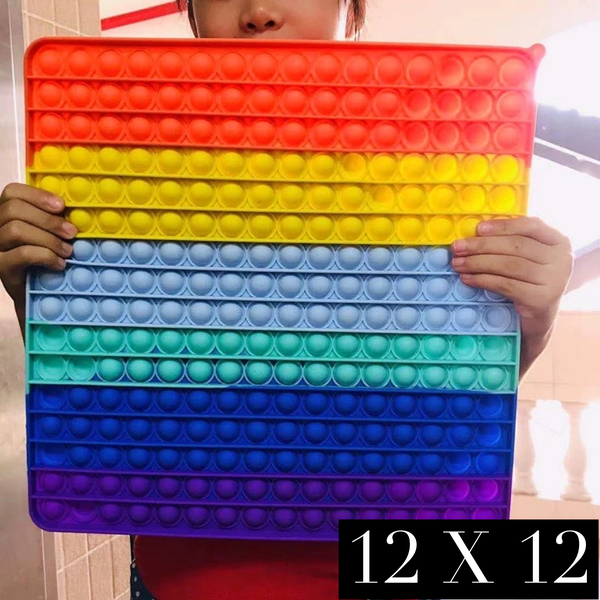 12 x 12 Jumbo Pop It