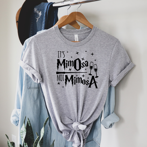 Mimosa Spell - Harry Potter Graphic Tee
