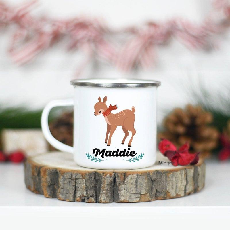 Personalized Reindeer Mug *Pre-Order*