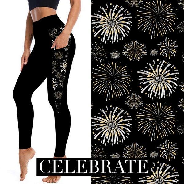 Celebrate Leggings
