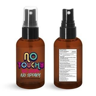 Sassy Spray Germ Buster Hand San - 2oz