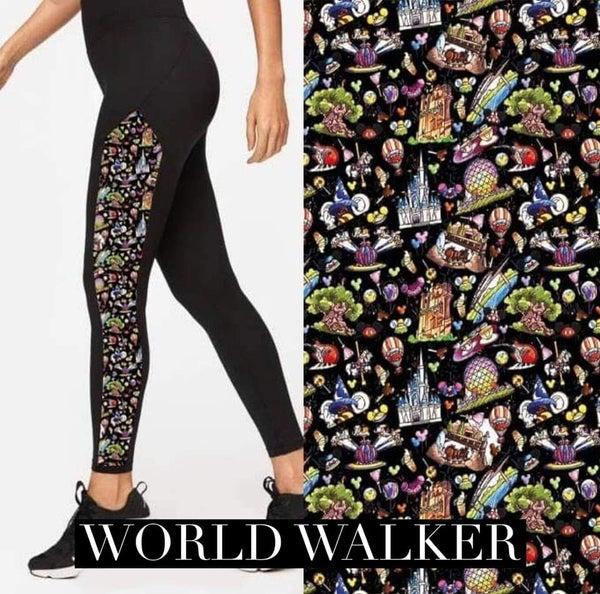 World Walker Leggings