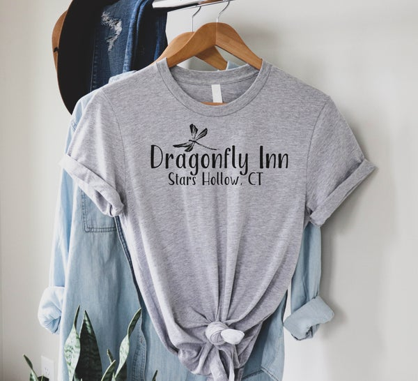 Dragonfly Inn Stars Hollow Graphic Tee