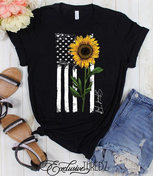 Stand Tall America Graphic Tee