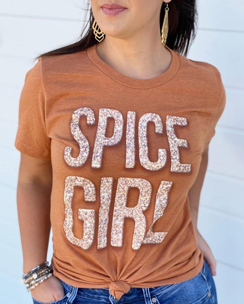 Spice Girl Graphic Tee *Pre-Order*