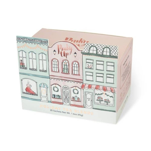 Pinky Up - Holiday Tea Gift Box