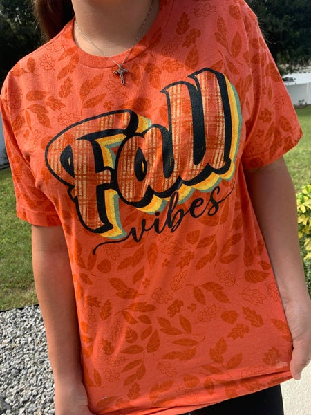 Fall Vibes Graphic Tee