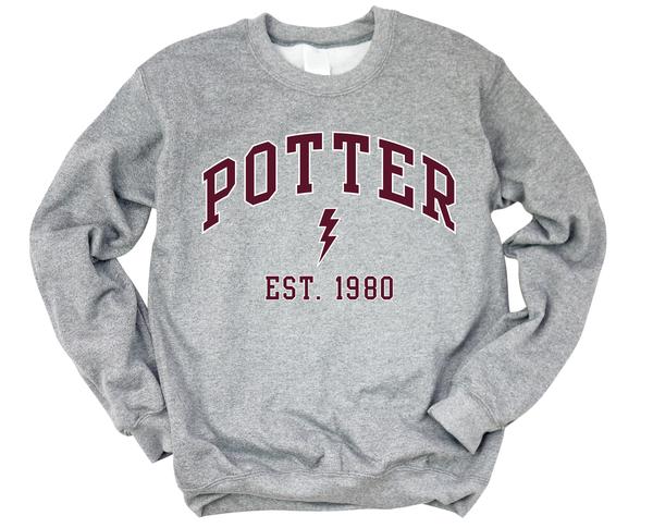 Potter Inspired- Sweatshirt ♂️⚡️