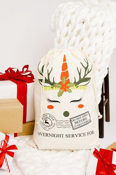 The Overnighter Santa Sack