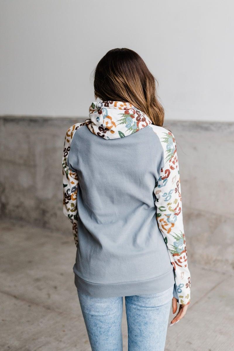A&A DoubleHood Sweatshirt - On The Low *Pre-Order*