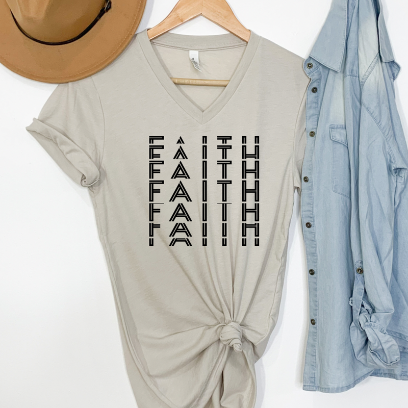 Faith Multiplied Graphic Tee