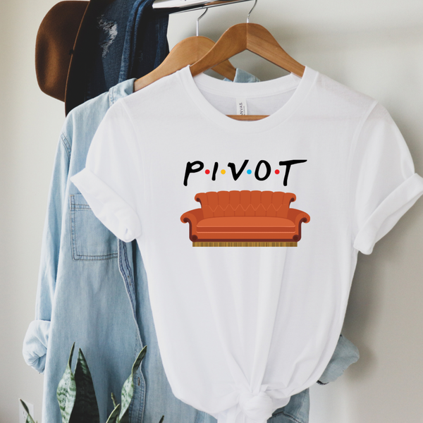 PIVOT with couch