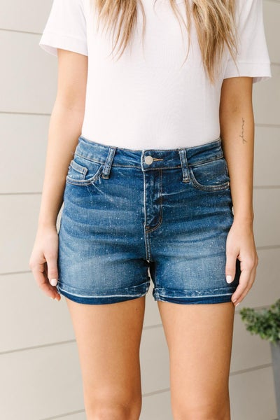 Splash Of Spring Shorts