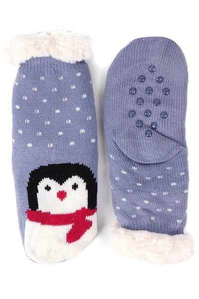 Cozy Slipper Socks!!! Kid Size