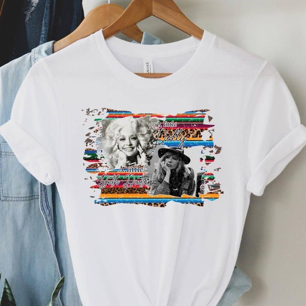 Dolly & Beth Yellowstone Graphic Tee