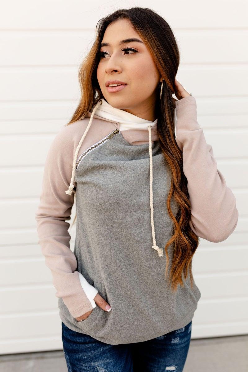 A&A DoubleHood Sweatshirt - Spring Breeze *Pre-Order*