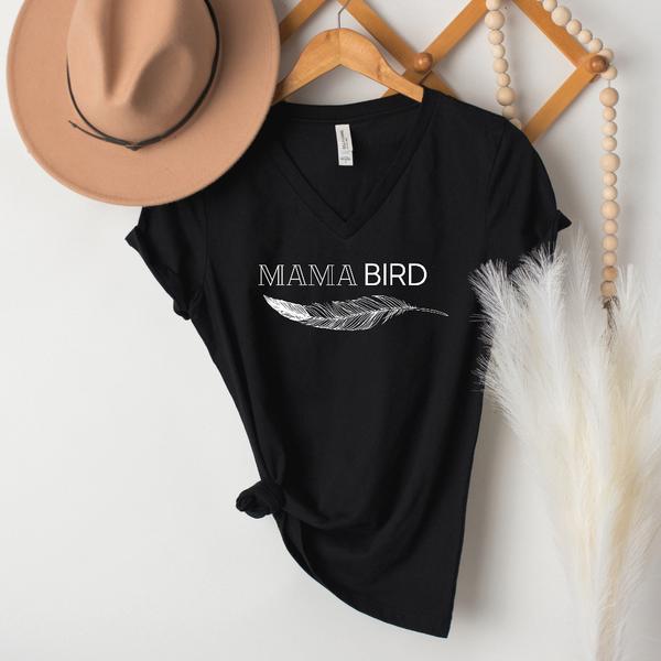 Mama Bird Graphic Tee